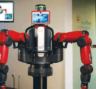 Robots To Rule The Workplace