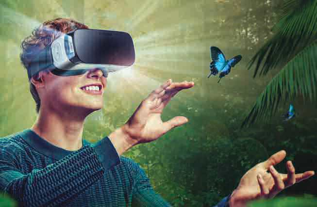 Virtual Reality— A Boon For The Education Sector