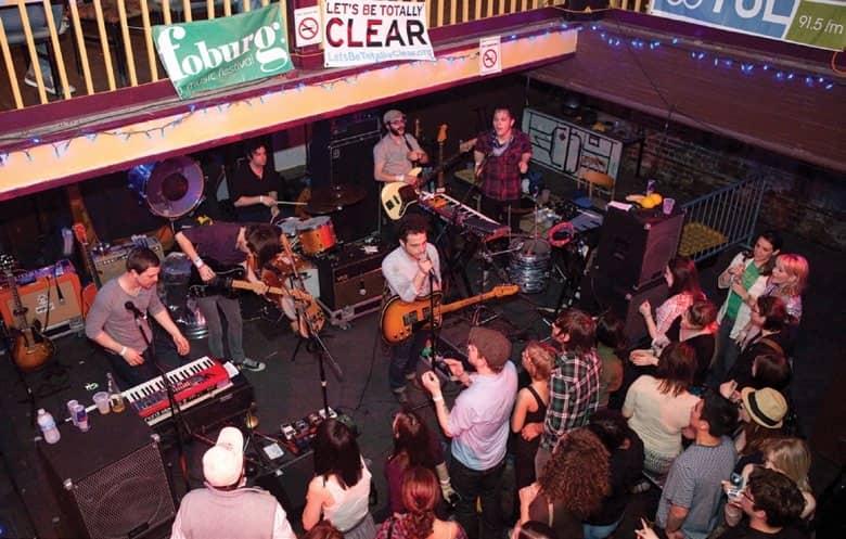 Indie Rock's 10-Year Anniversary