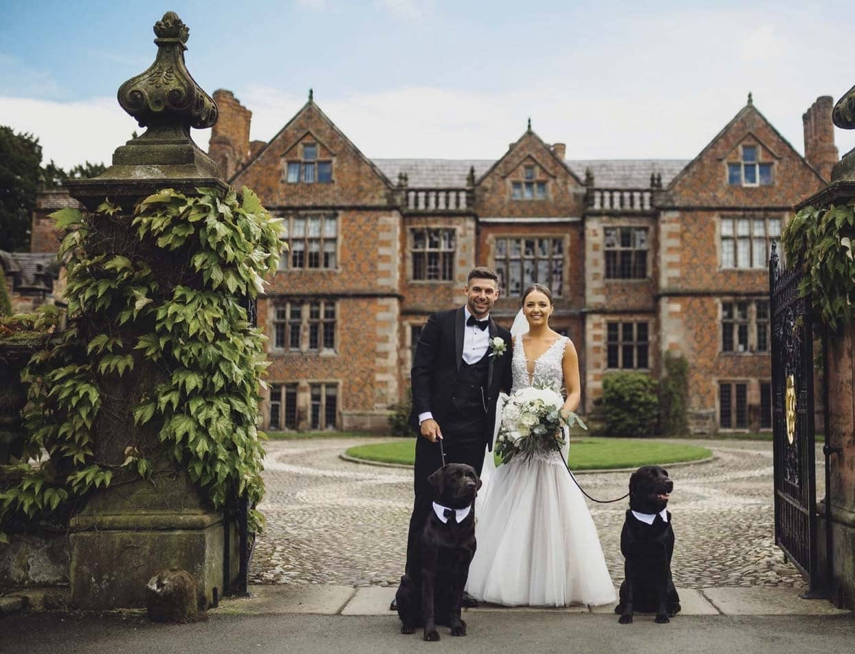 Planning your way to the perfect CHESHIRE WEDDING