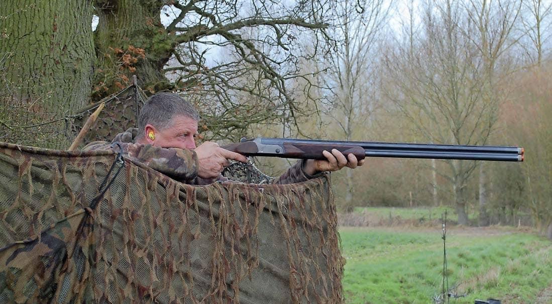The pigeon shooting pilgrimage