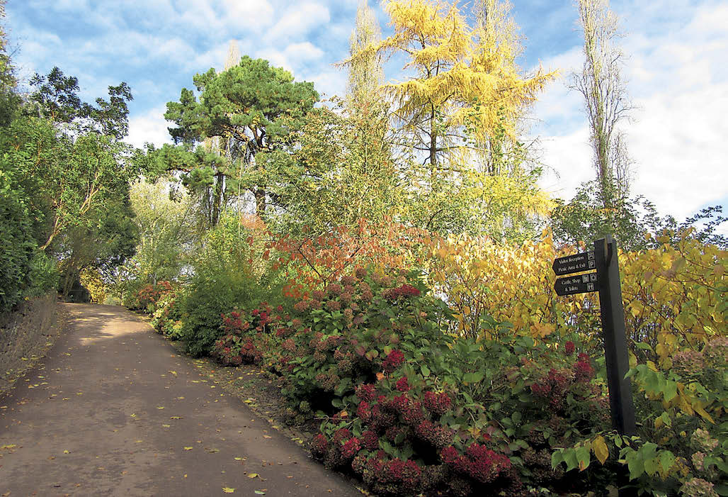 10 Autumn Gardens To Visit