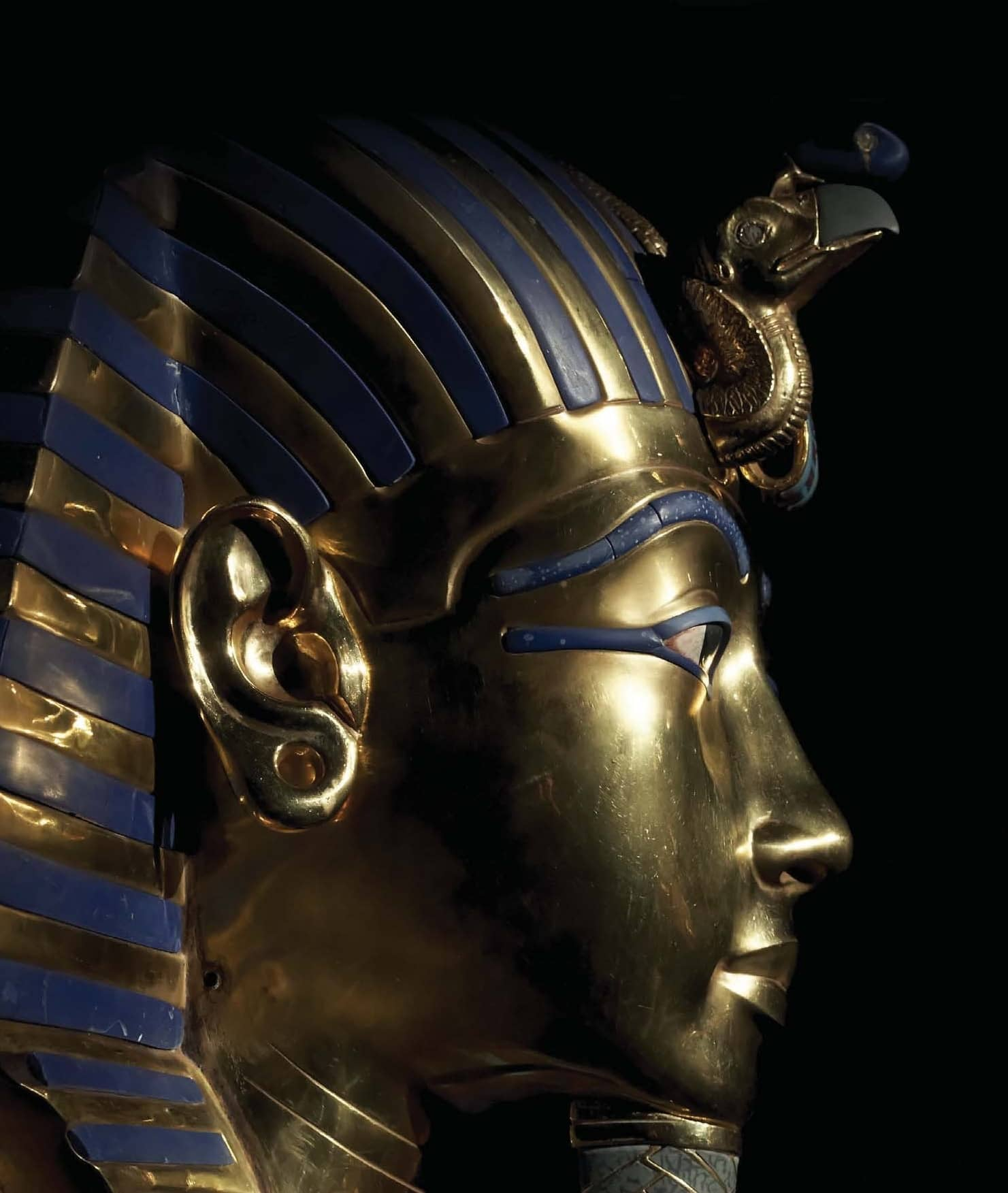 Bretby And The 'Golden Pharaoh'
