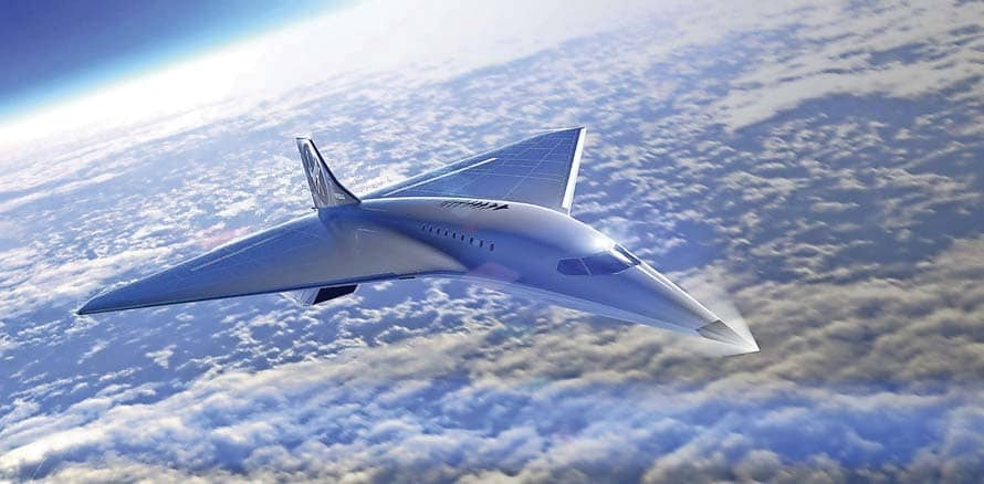 Virgin Galactic And Rolls-Royce Aiming For Mach 3