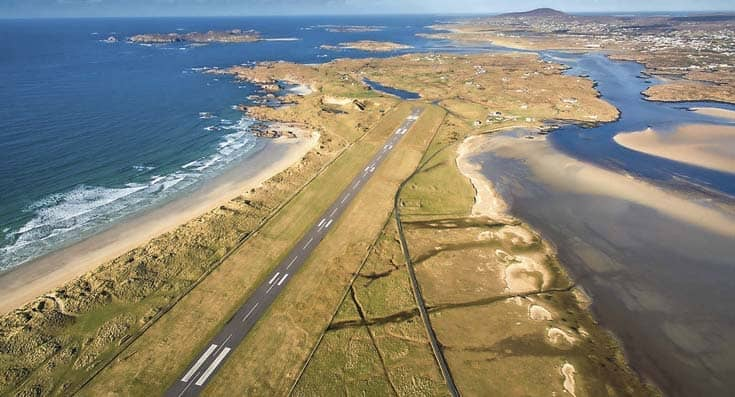 Donegal wins 'most beautiful airport' - again!