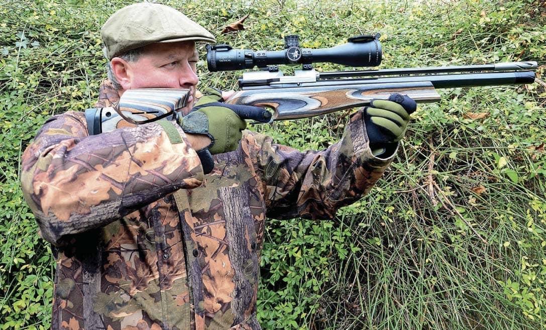 PART 2: Air Arms HFT500