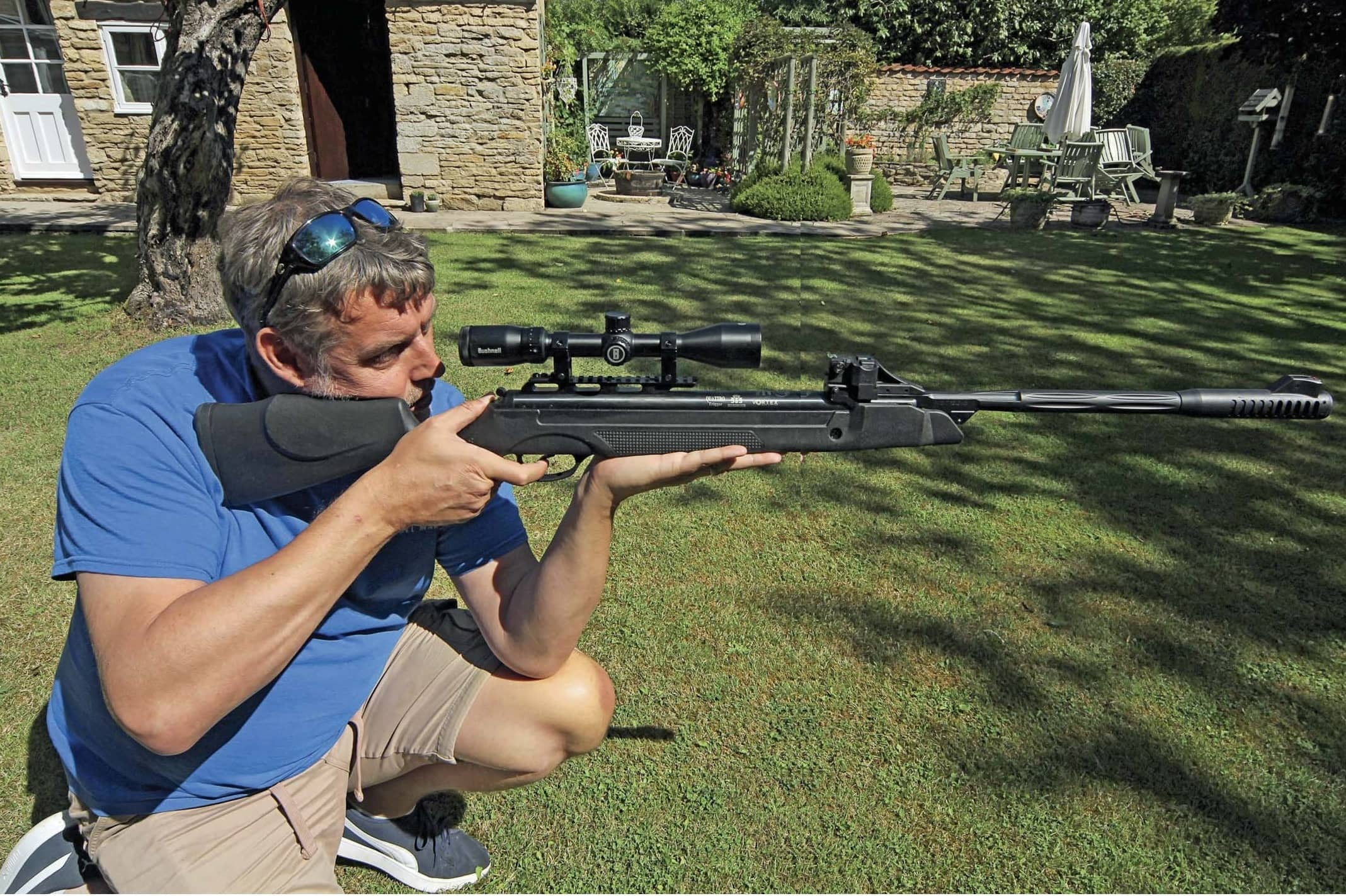 THE BIG TEST - ON THE FIRING LINE THIS MONTH:HATSAN SPEEDFIRE
