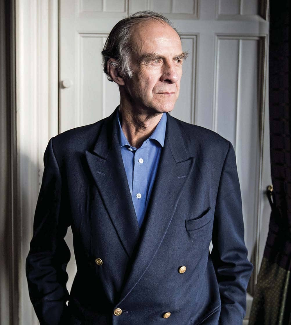 """SIR RANULPH """"We are all in this together"""""""