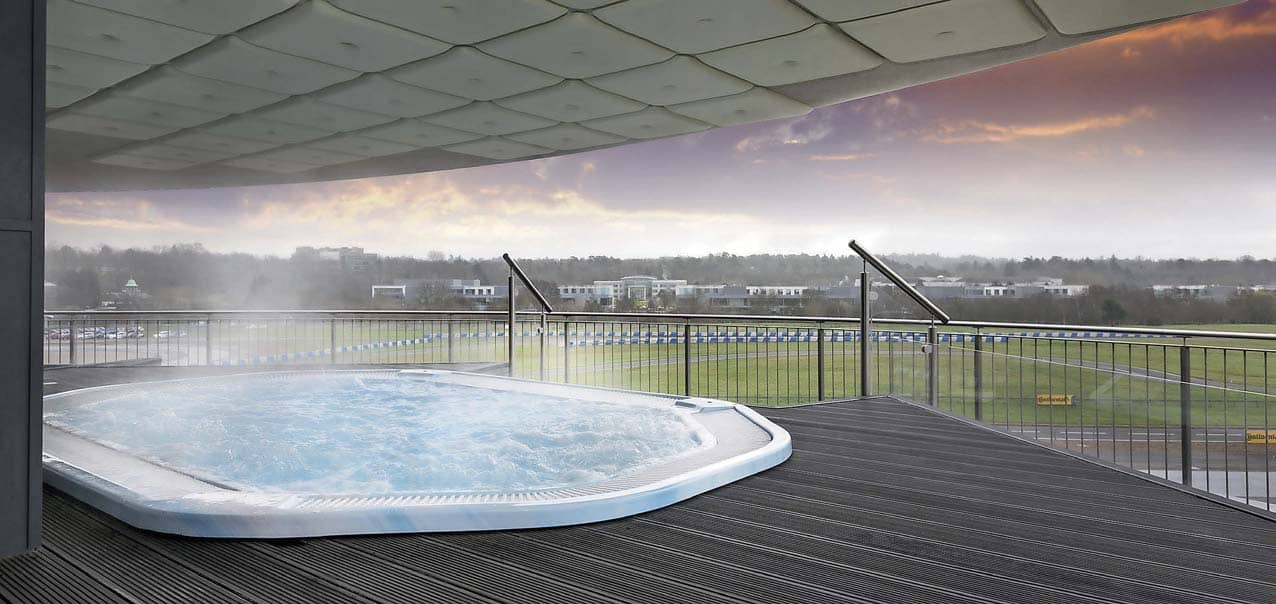 WIN A spa break for two at Brooklands Hotel