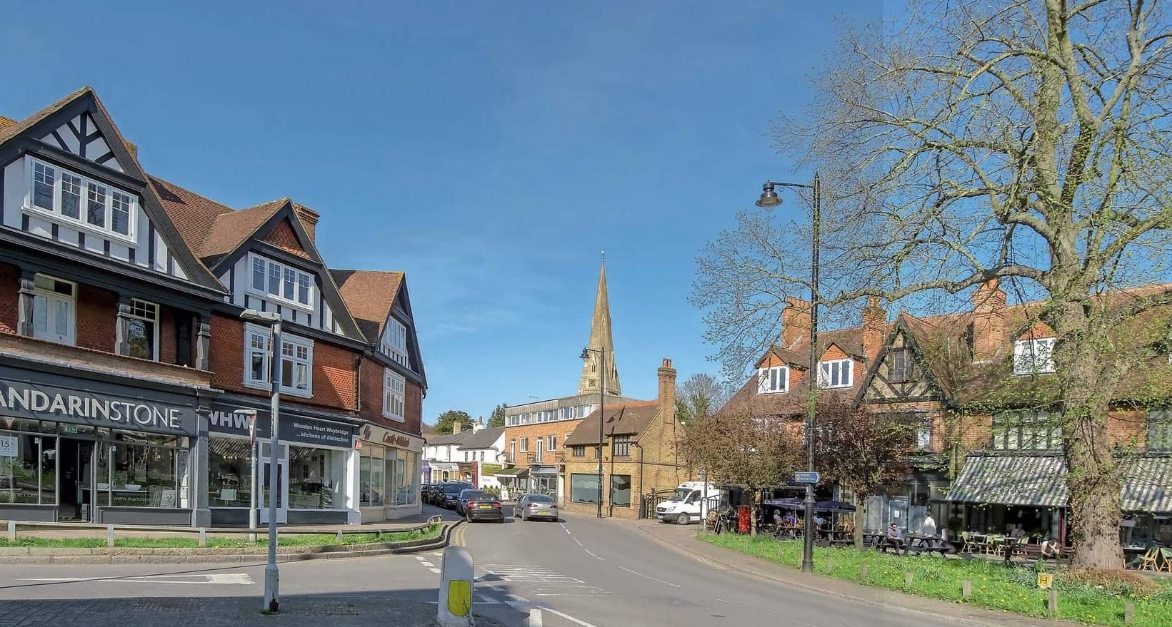 Weybridge & Shepperton