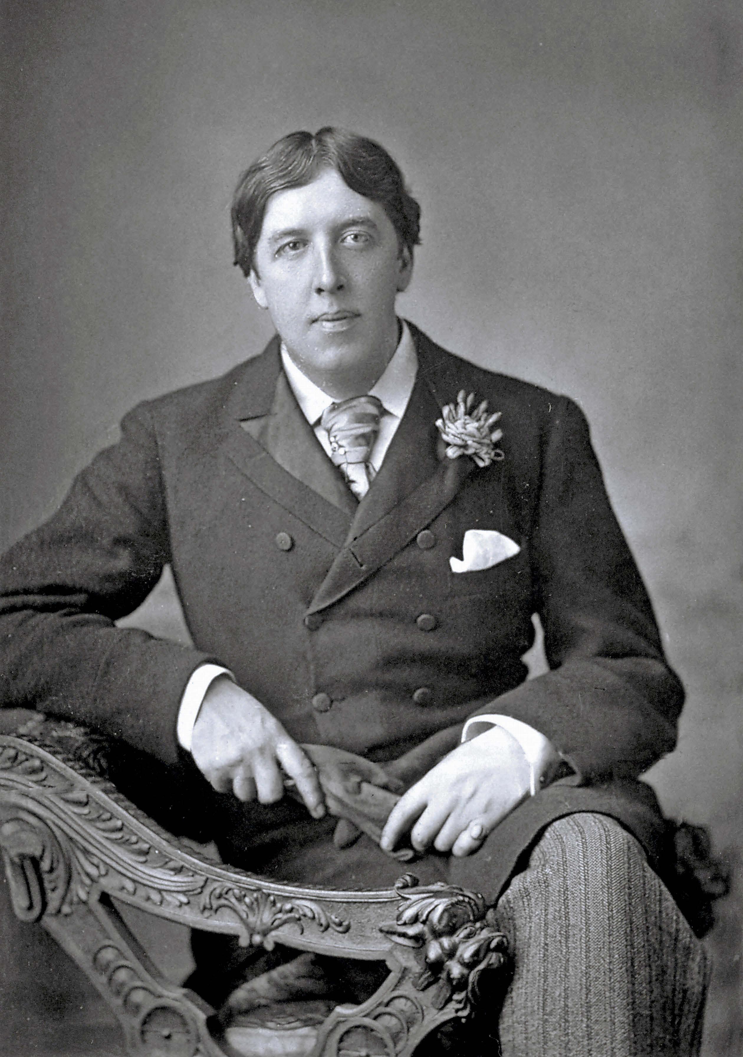Worthing's Wilde Past
