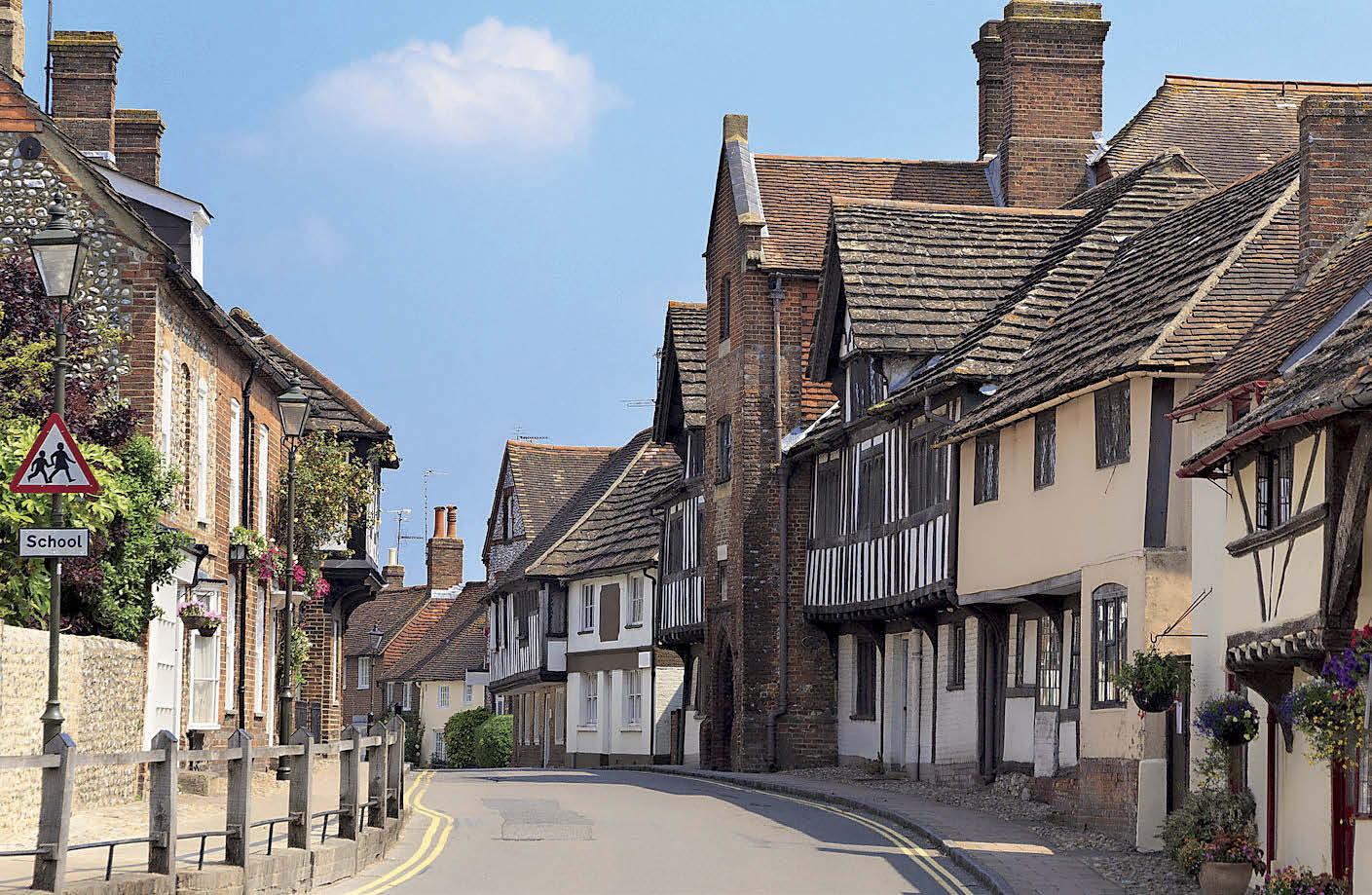 Let's Move To...  Steyning