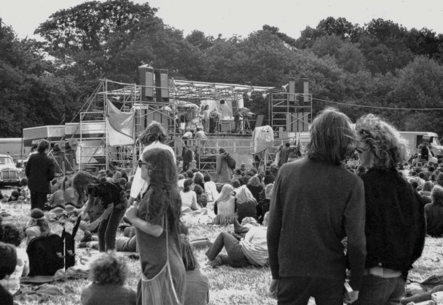 The day the hippies came to Worthing