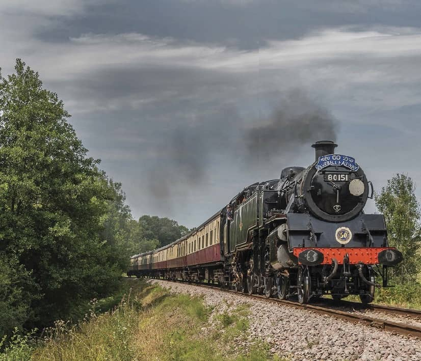 60 YEARS OF STEAM