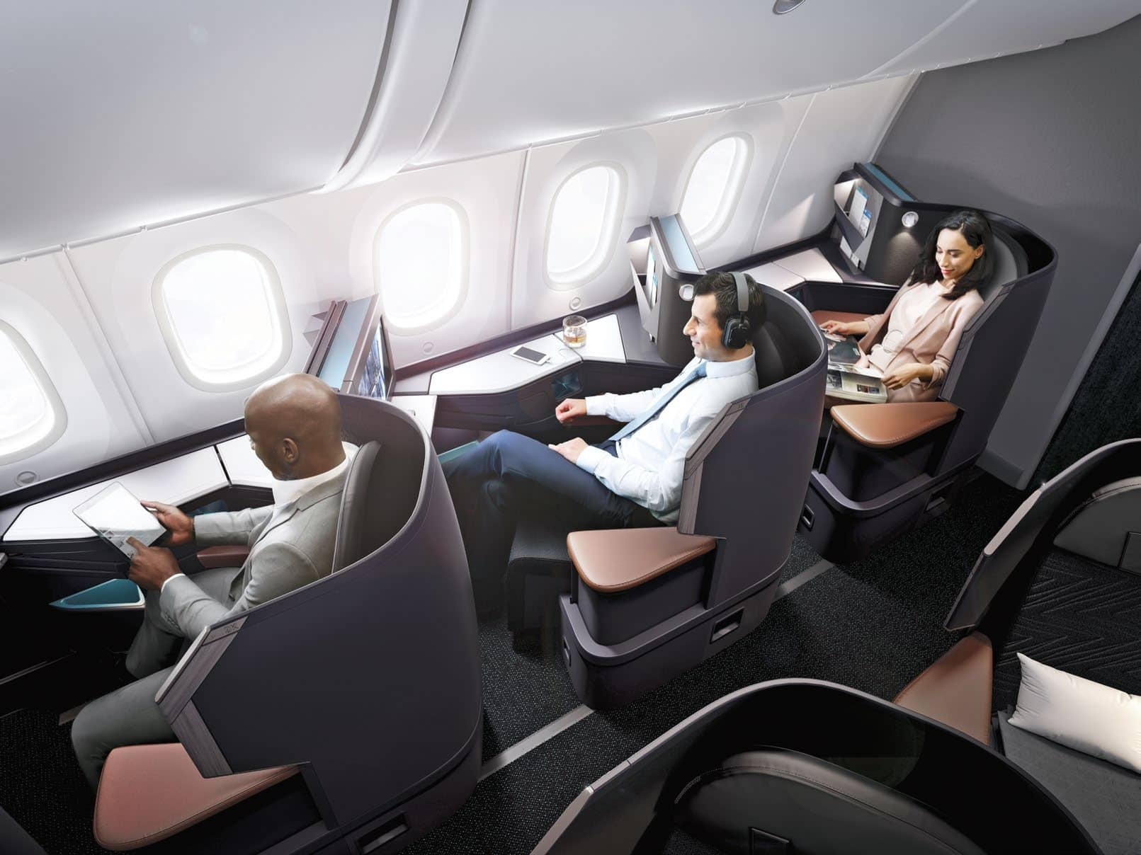 The Business Class Seat Guide