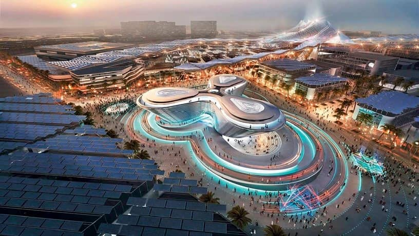 Expo 2020 Dubai - Facts And Figures