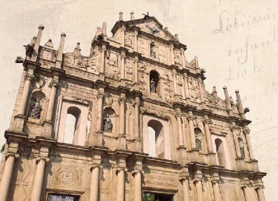 Into The Historical World Of Macao