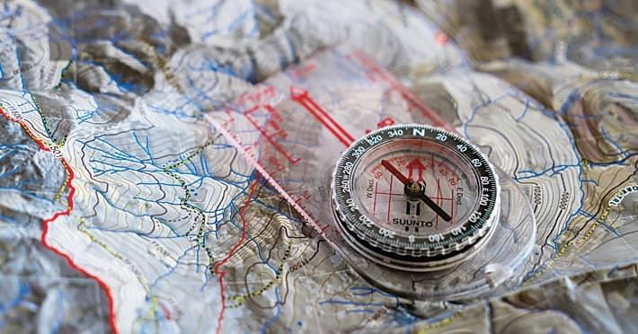 Land Navigation Vs. Electronics