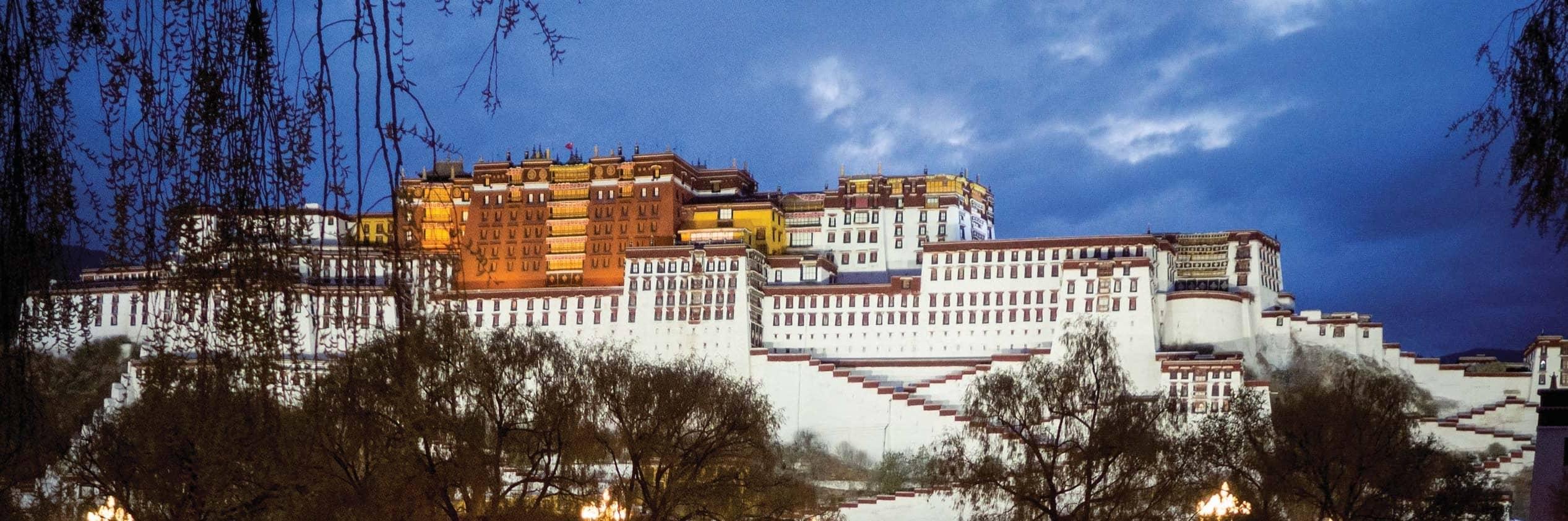 Lhasa El Hogar De Los Dioses