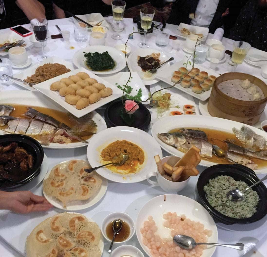 Al Gusto De Shanghái