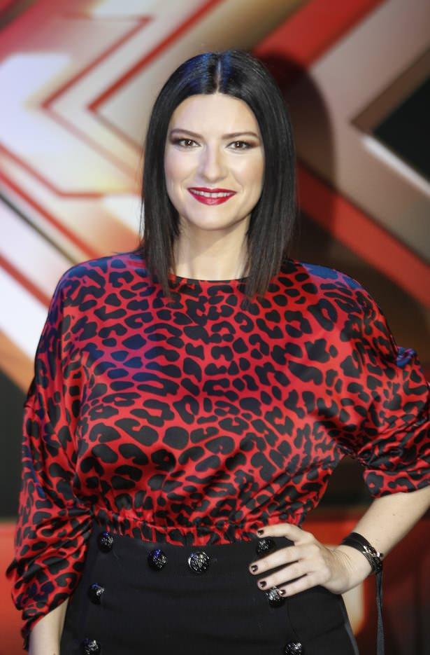 Laura Pausini - 'Dije Si A 'Factor X' Antes De Hablar De Dinero'