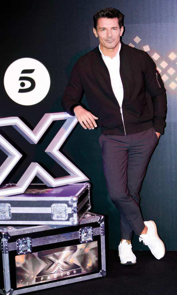 Jesús VázquezNo Seguí Mucho El Anterior 'Factor X