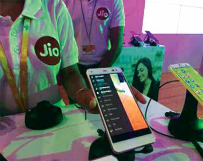 RJio Set To Usher In Digital Life In 2017