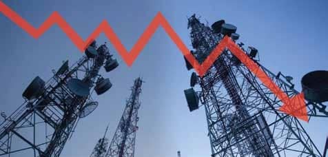 No respite to telecom sector woes