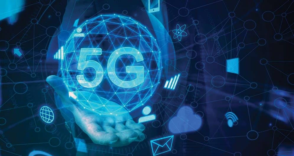 Efficient monitoring 5G networks