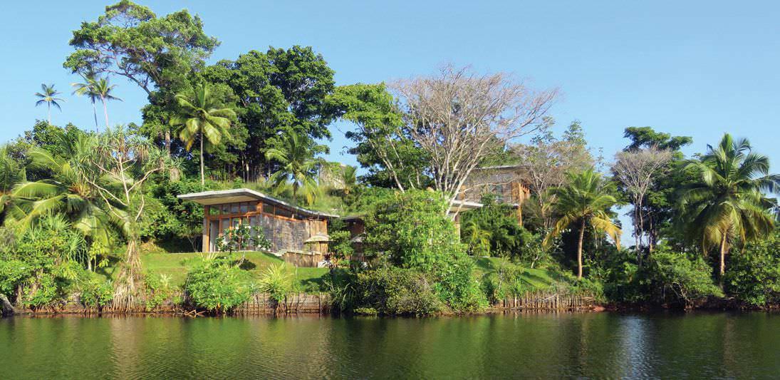 Tapping Into Pure Indulgence At Tri Lanka