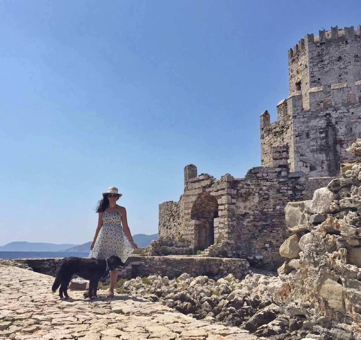 Exploring the Peloponnese with Fido