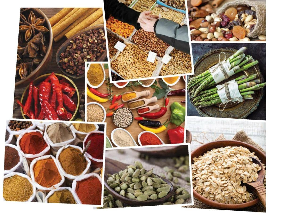 A world of spices to tickle the tastebuds