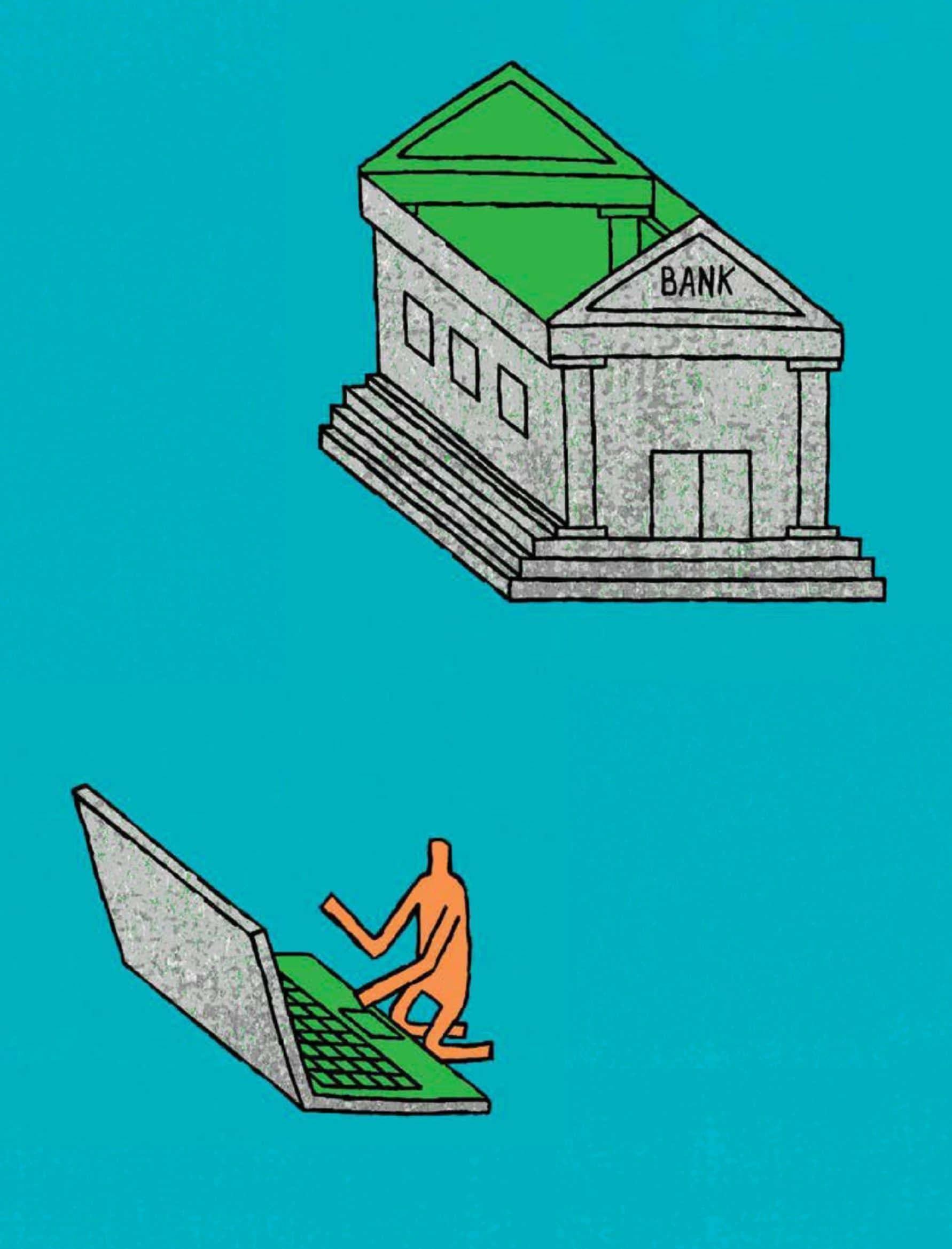 BANKING ON BANKS