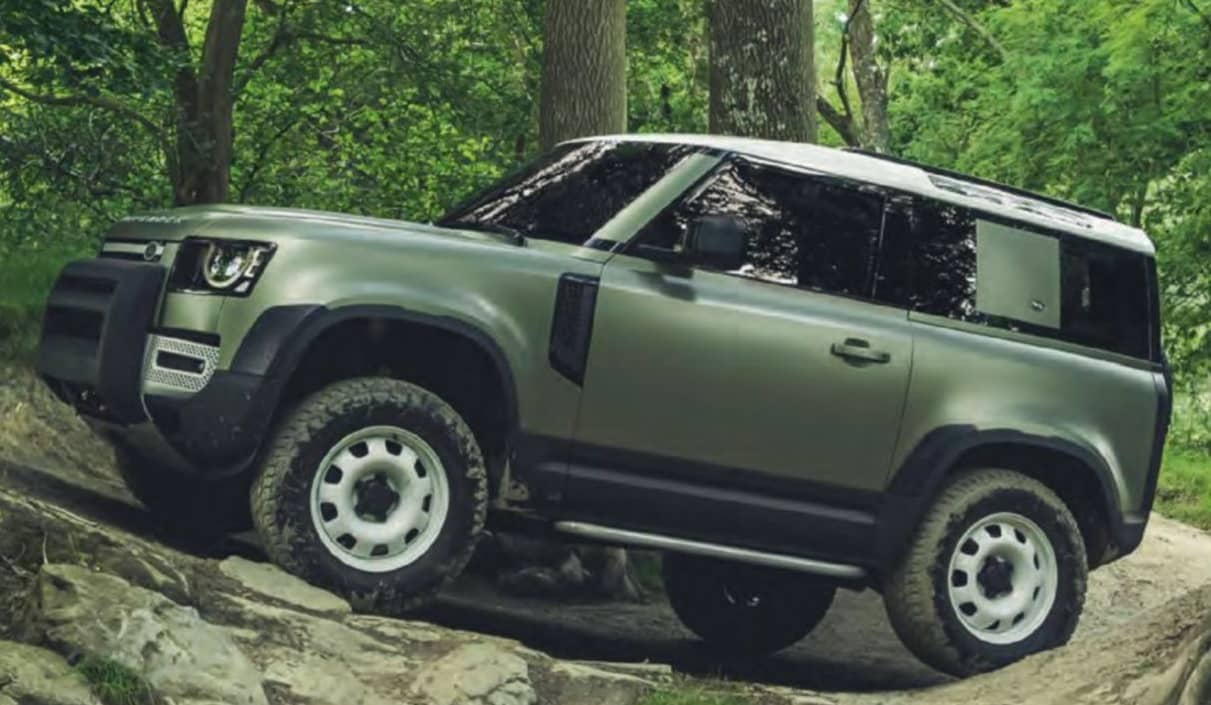 Land Rover Confirms Prices For New Defender 90 As Order Book Opens
