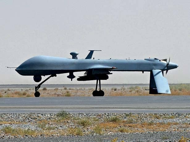 Drone Based Terrorist Attacks: Are We Ready To Tackle?