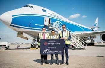 Air Bridge Cargo And Cargo Logic Air Put Capacity On Cargo. One Platform