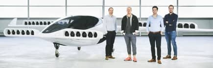 Lilium partners with German airports on eVTOL infrastructure development
