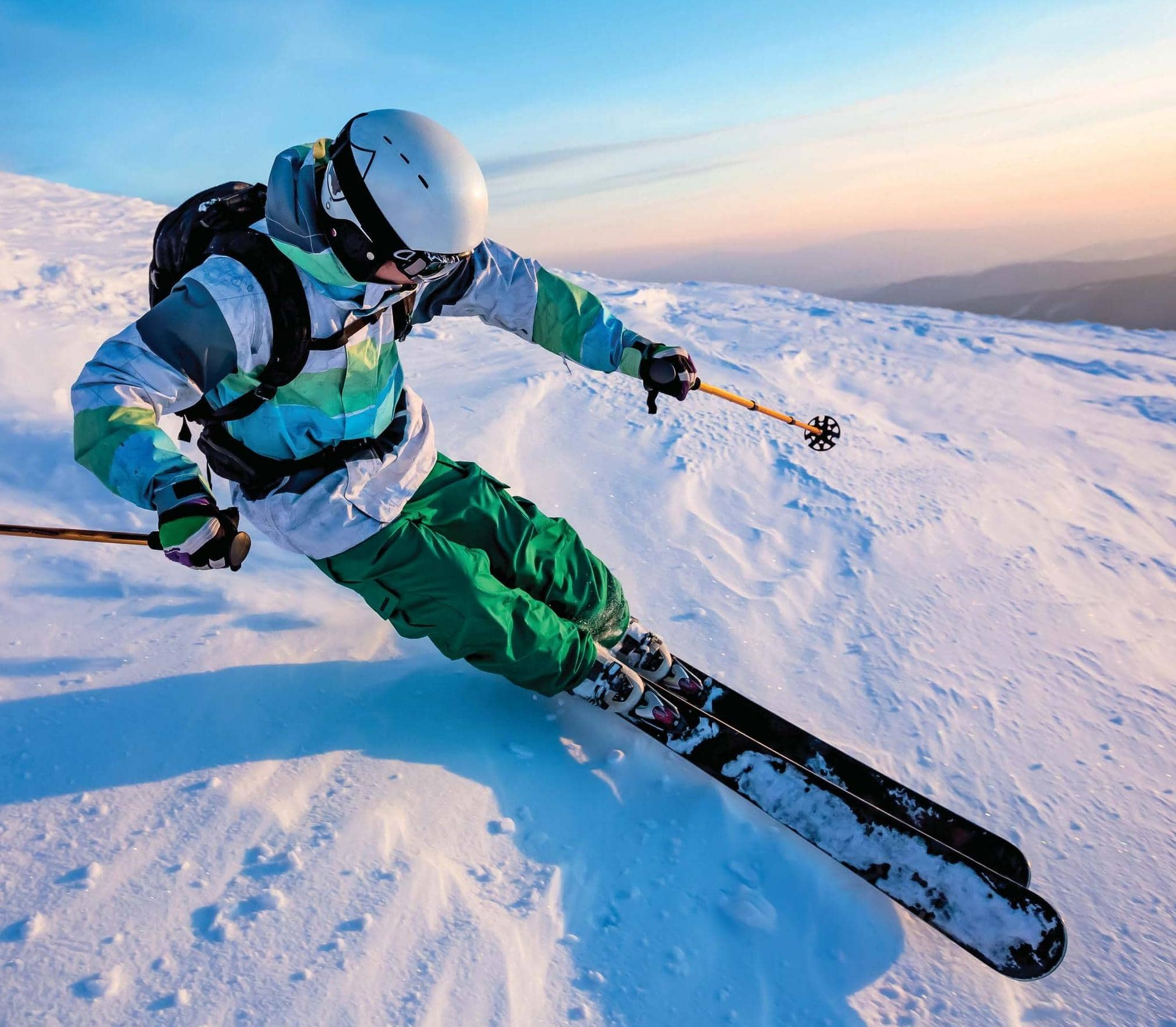 Get Fit For The Slopes