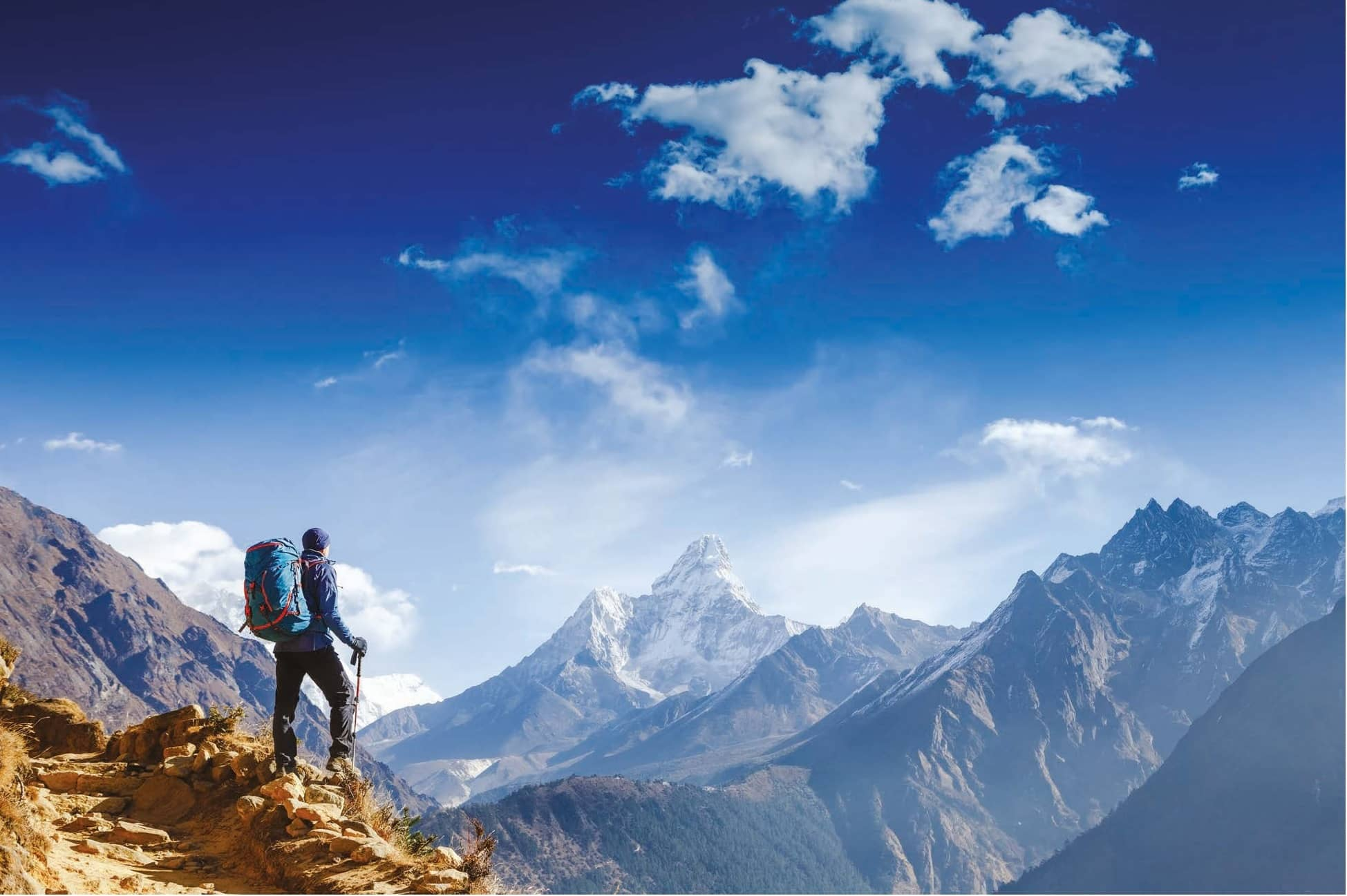 HIKING HOLIDAYS TO BOOST MENTAL HEALTH