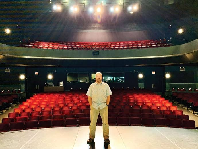 Opening Of Another Show: PAC Tech Keeps 'Em Coming