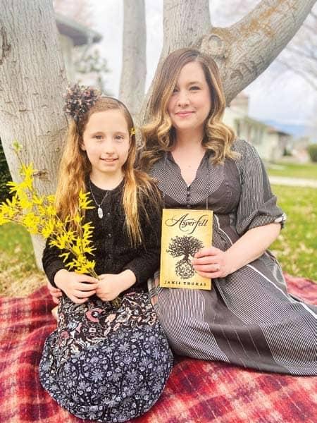 Wenatchee author has aspirations, attitude and at last — Asperfell