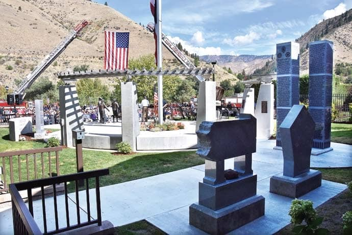 COVID-19 halts 9/11 ceremony in Cashmere