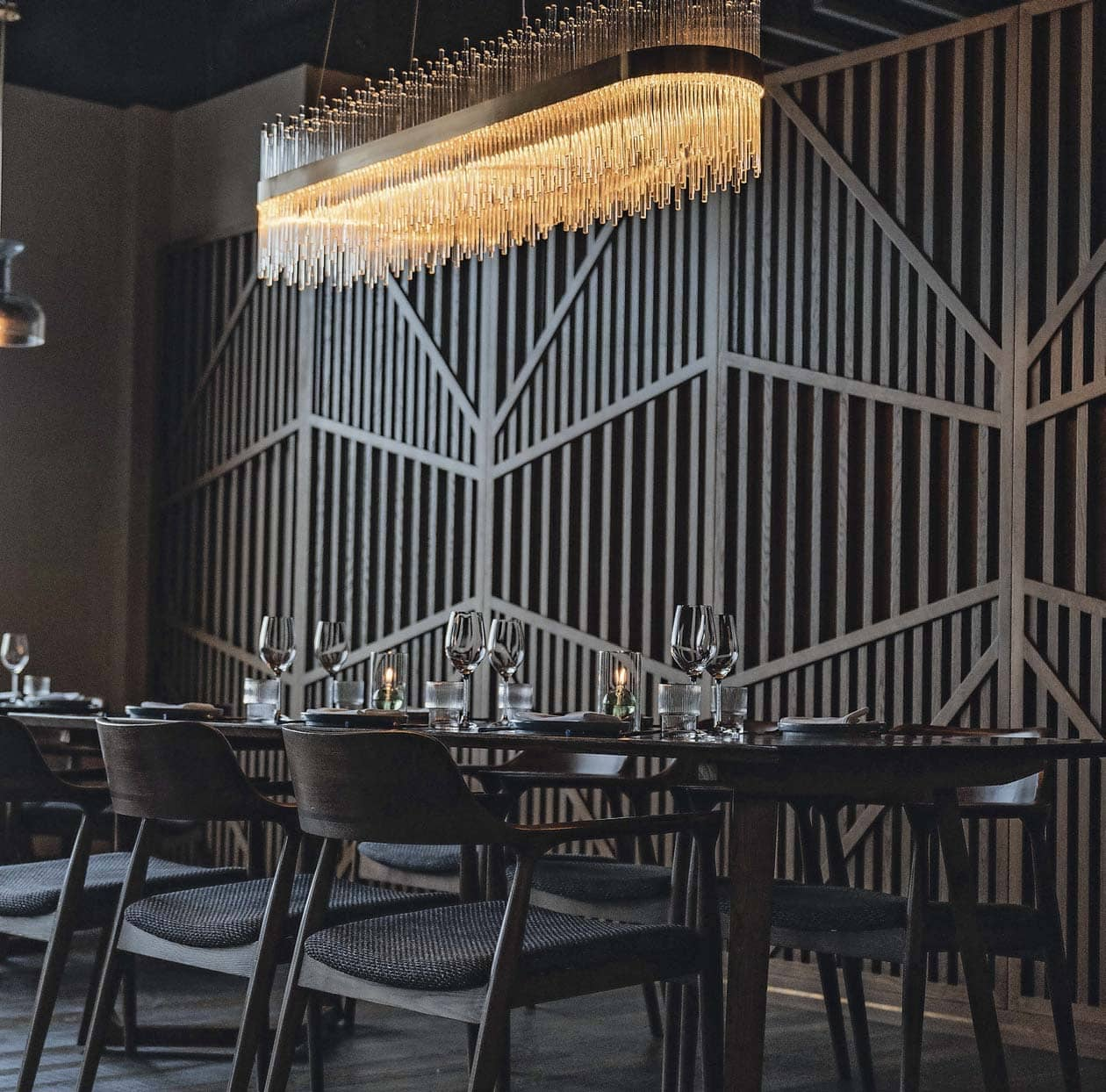 10 New places to dine out