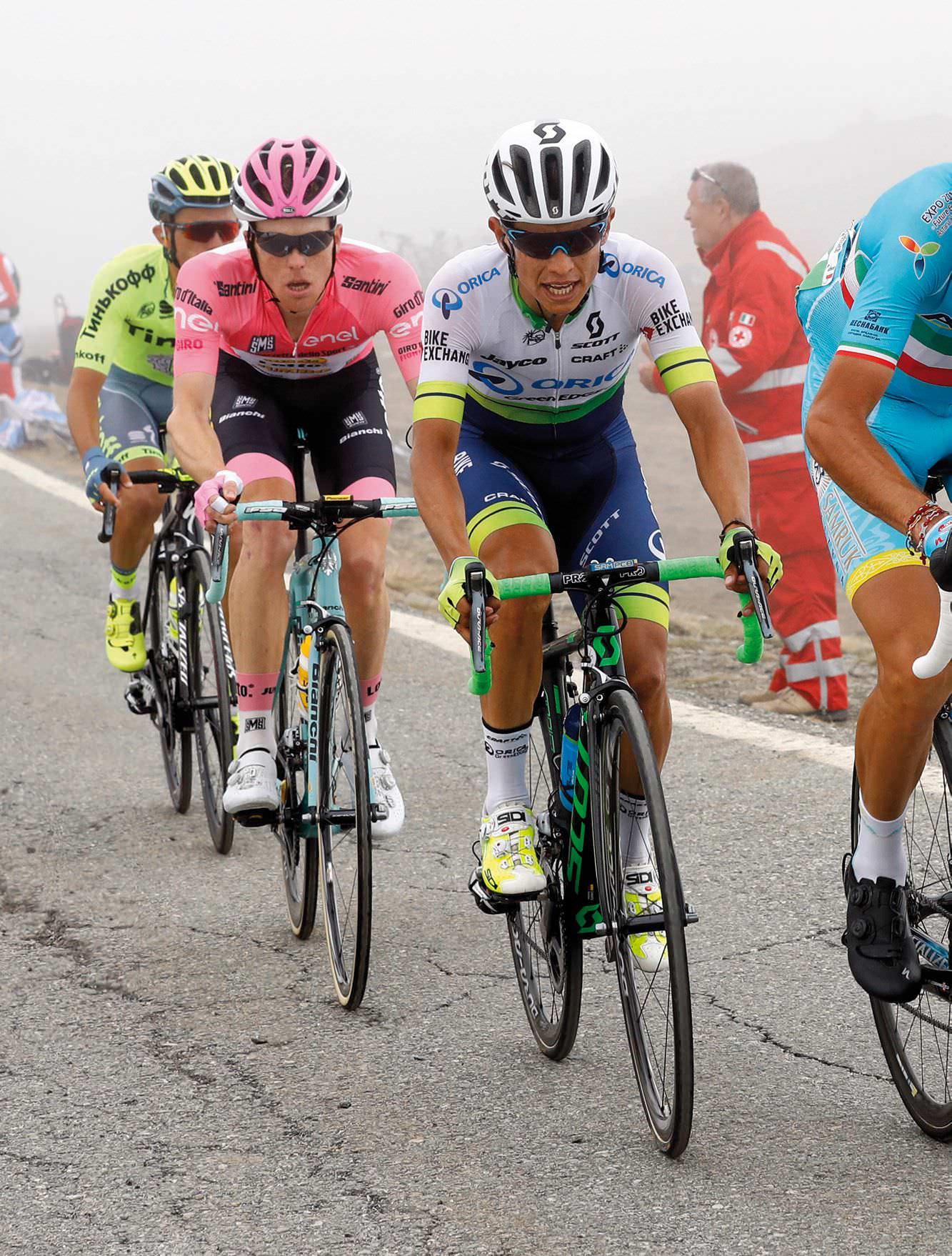 Giro D'italia - 100º Edicion Del Giro D'italia - Centenario