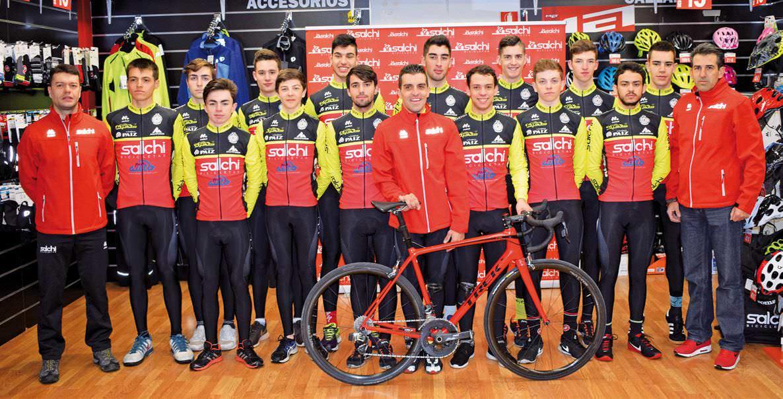 Cec Coslada-bicicletas Salchi - Un Club Para Todos